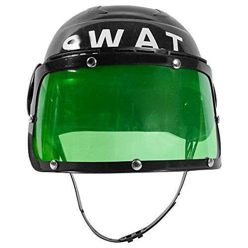 Kids Swat Helmet Childs Swat Team Costume Accessory By Funny Party Hats Learn More By Visiting The Image Link Party Funny Swat Team Costume Kids Police