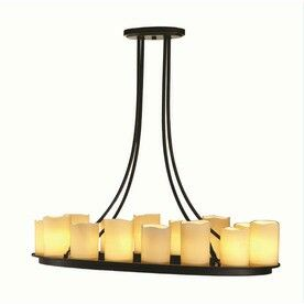14 candle chandelier