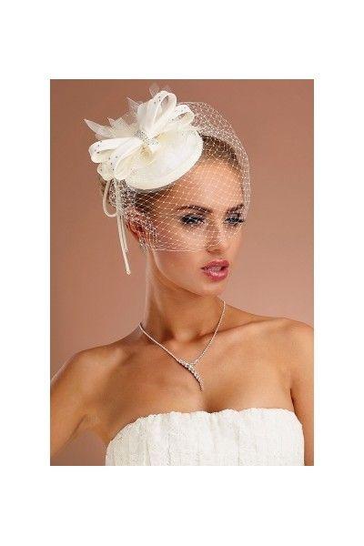Coiffe Peigne Ceremonie Coiffure Mariee Chignon Mariage Bibi Chapeau Retro Vintage Chic Voilette Coiffe Mariage Bijoux Cheveux