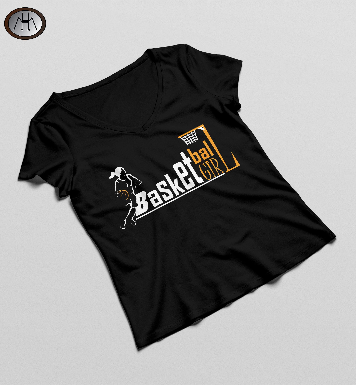 Basketball Girl Shirt This Girl Love Basketball T Shirt Basketball Fans I Love Basketball Basketball Hoop Baske Shirts For Girls Shirts Love And Basketball