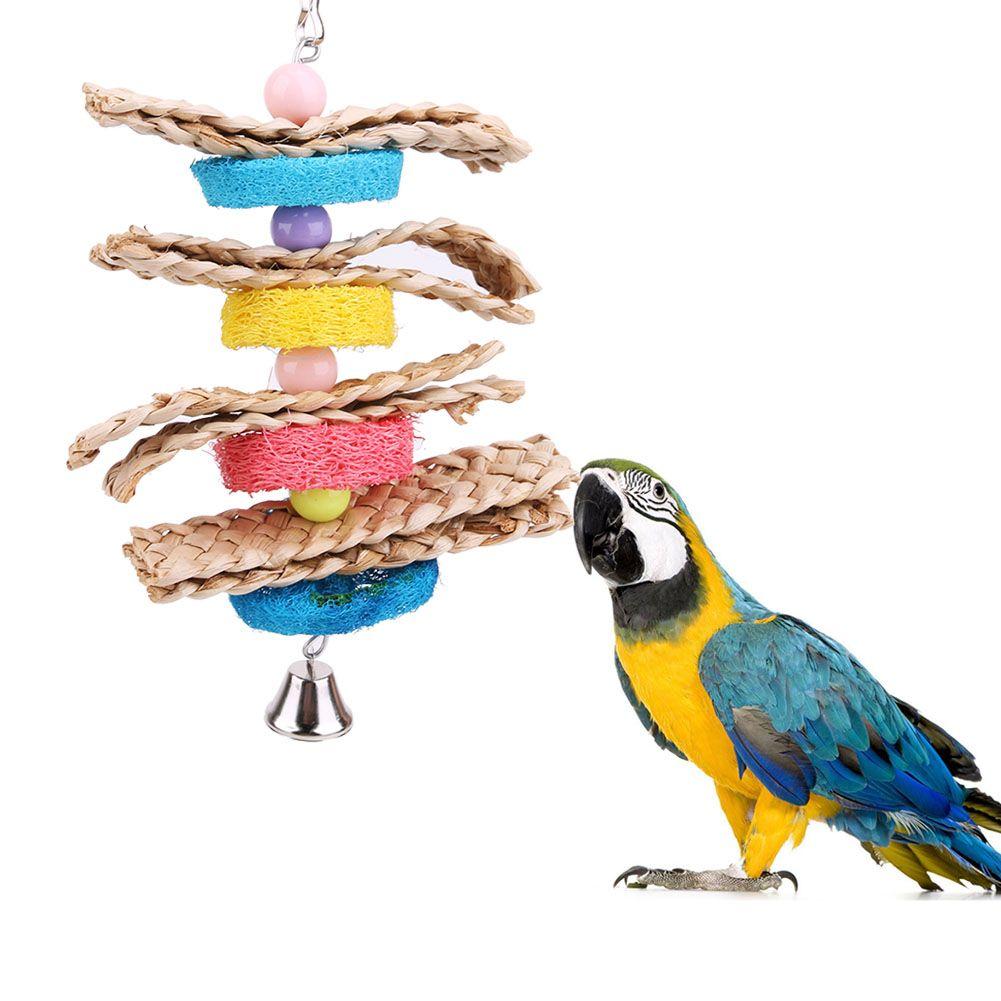 Spielzeug Vogel