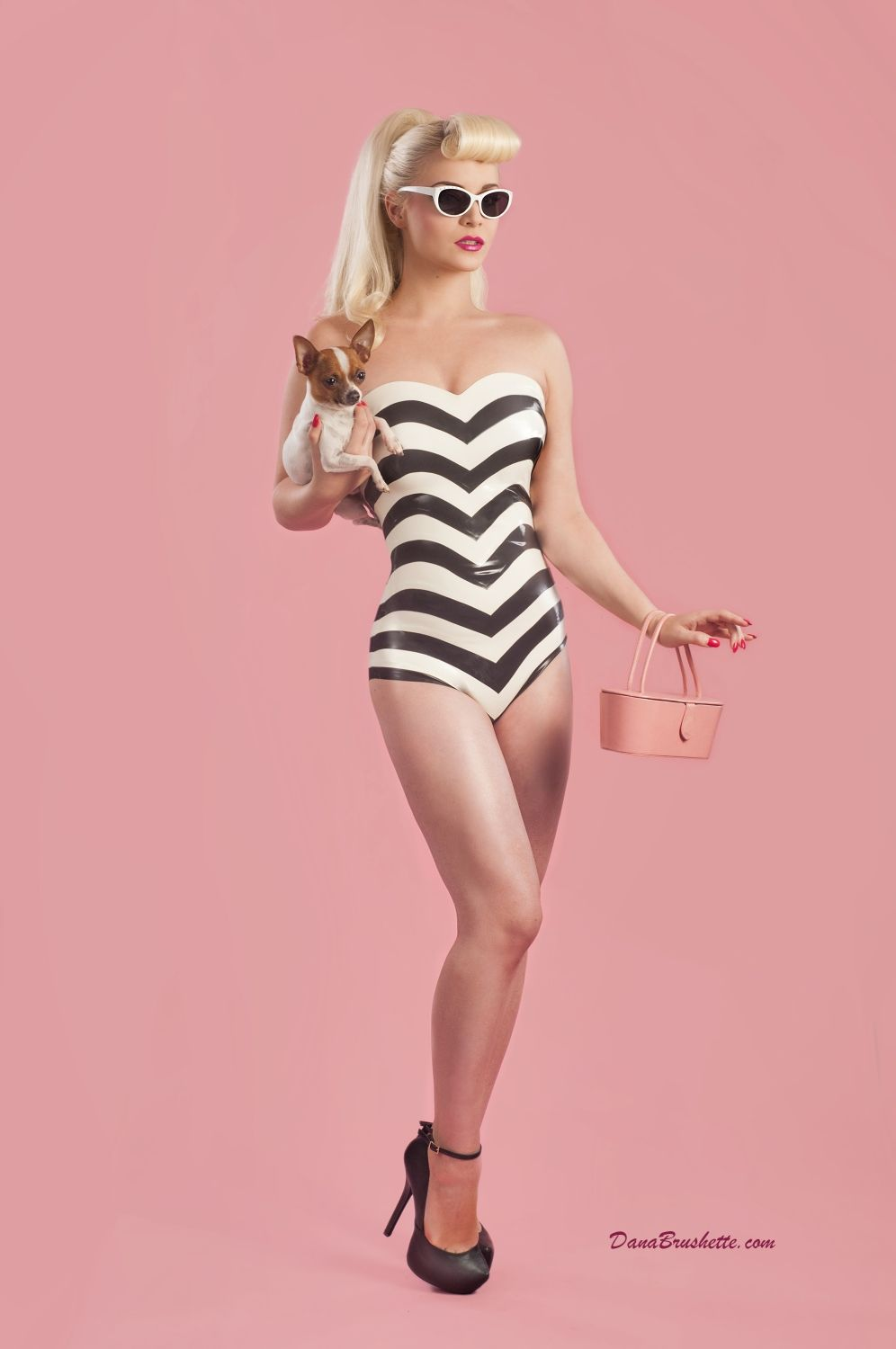 Barbie Bodysuit  f0e68646d