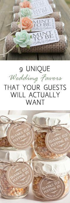 Interesting Wedding Favors Unlimited Reviews Pin