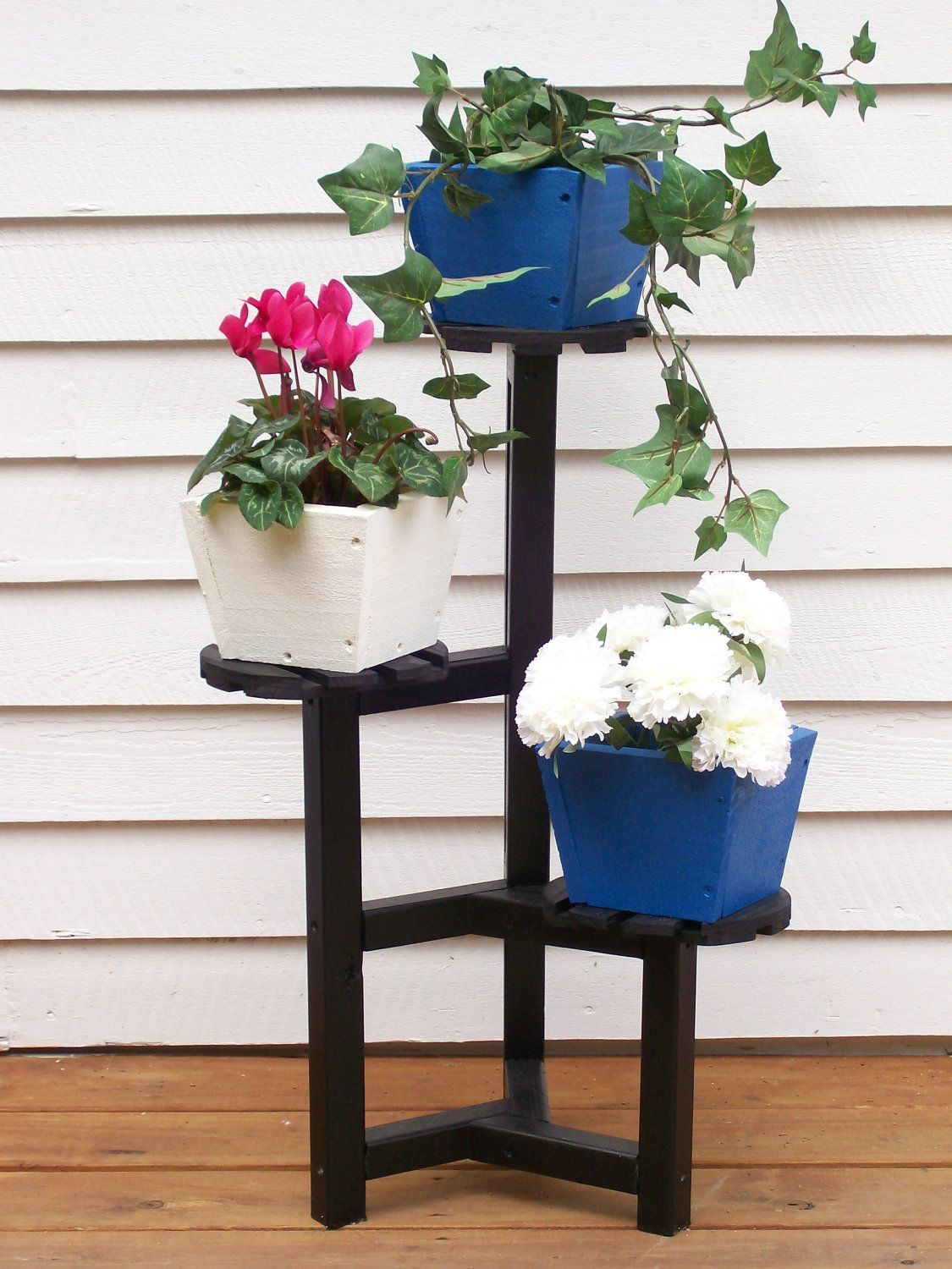 Flower Pot Stands With Wheels