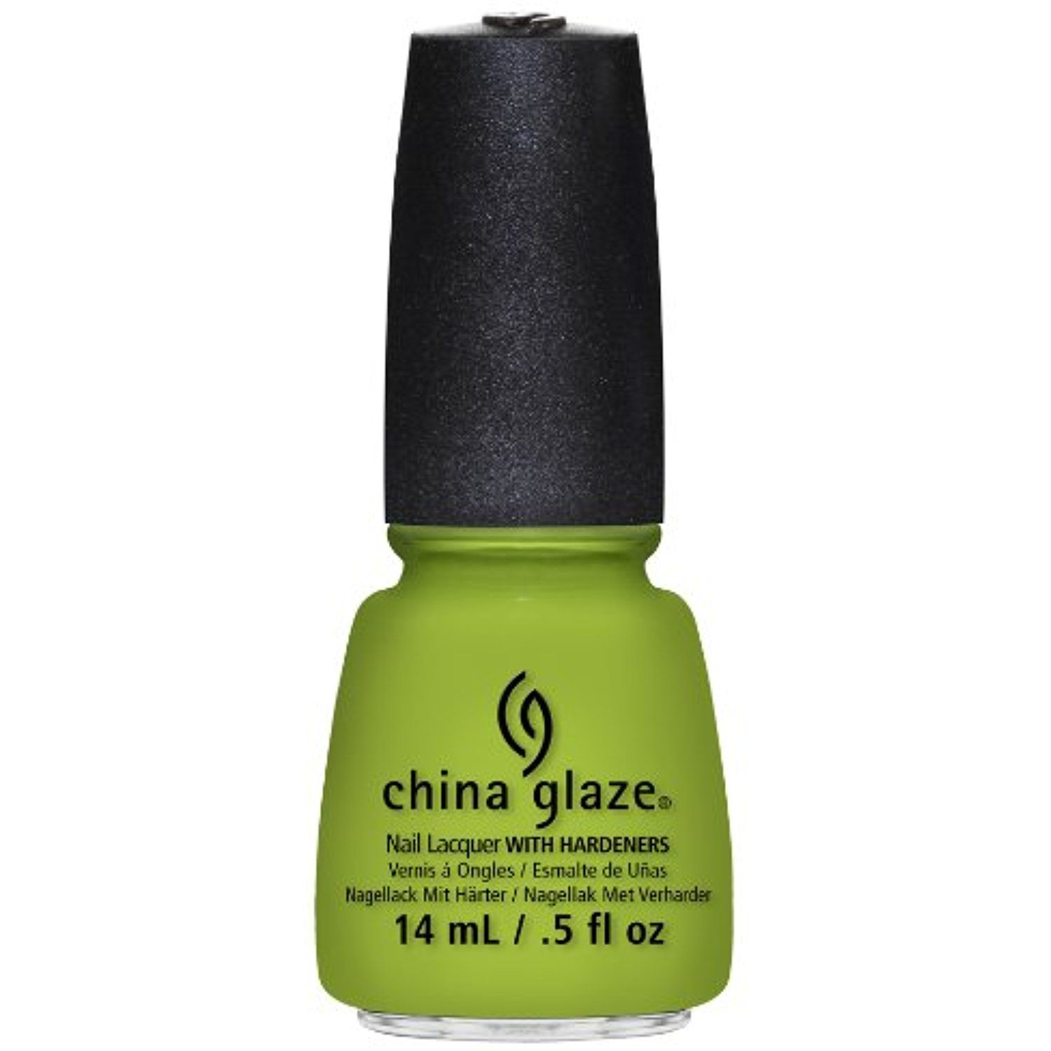 China Glaze Nail Lacquer, Def Defying, 0.5 Fluid Ounce * You can ...