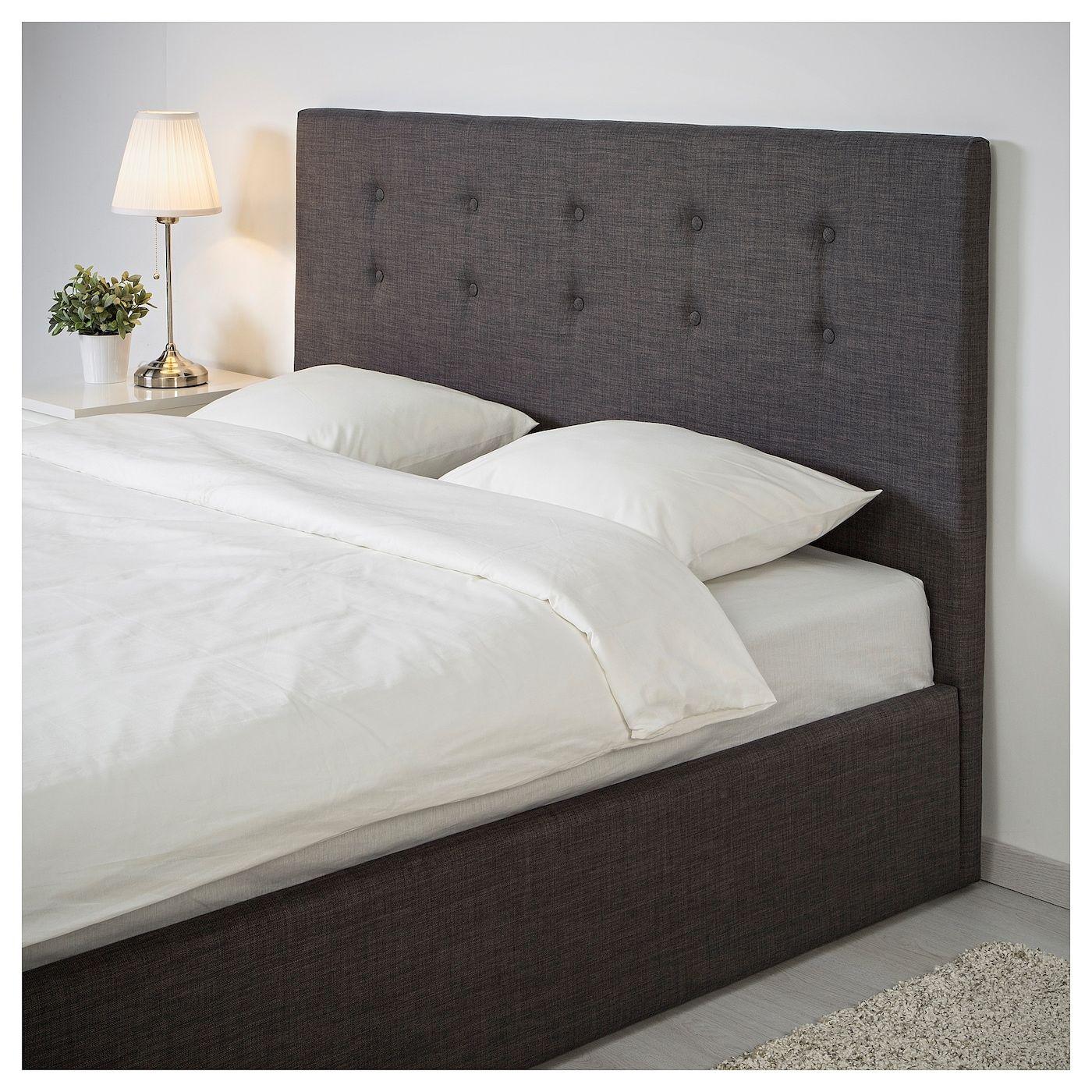 Ikea Gvarv Bettgestell Mit Aufbewahrung Bettgestell Bett Ideen Schlafzimmer Inspirationen