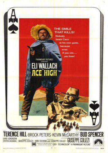 Robert Mitchum Dean Martin cult western movie poster 24x36 5 Card Stud 1968
