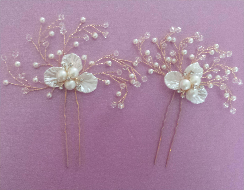 Haarnadeln für die Braut günstig online kaufen Braut Haarnadeln Hochzeit Haarnadeln Gold Perlen Haar