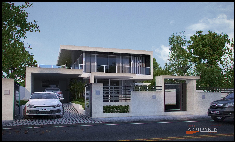 16 Perfect Modern Mansion Designs   Minimalist house, Modern ...