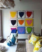 INSPIRED NEST, RYE NY Kerri Rosenthal Tulips series