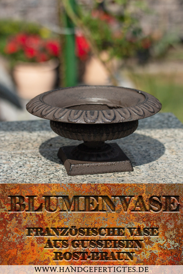 Bei Uns Finden Sie Vielfaltige Produkte Zur Inneneinrichtung Und Dekoration Von Haus Garten Von Rustikal Bis Elegant D In 2020 Blumen Vase Blumenvase Garten Deko