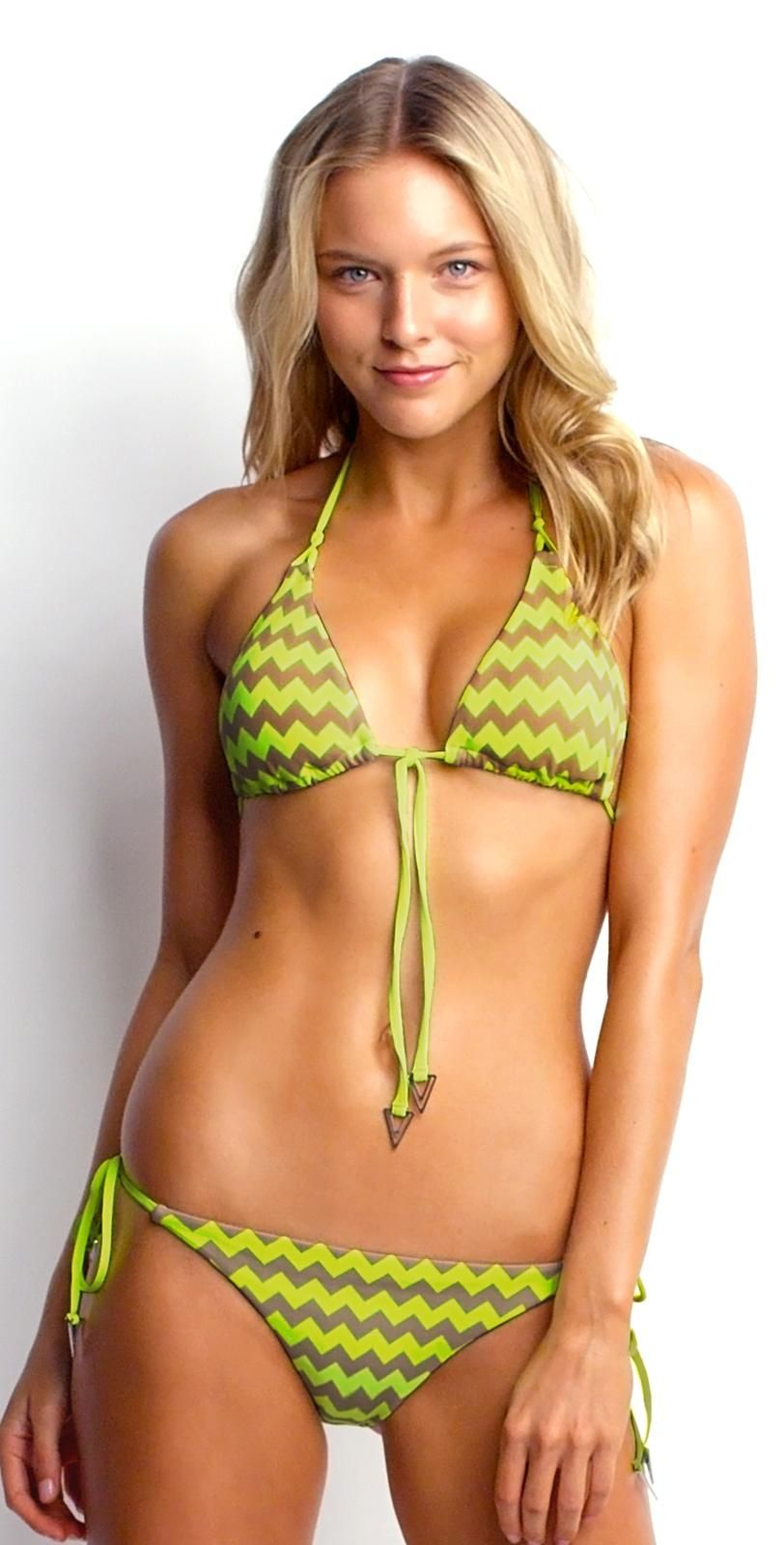 seafolly 2014 mod club zig zag bikini southbeachswimsuits bikinis pinterest zig zag. Black Bedroom Furniture Sets. Home Design Ideas