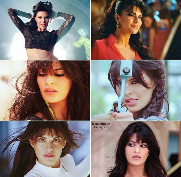 Jacqueline's look in 'Race 2' modeled after Angelina ...  |Race 2 Jacqueline Fernandez Hairstyle