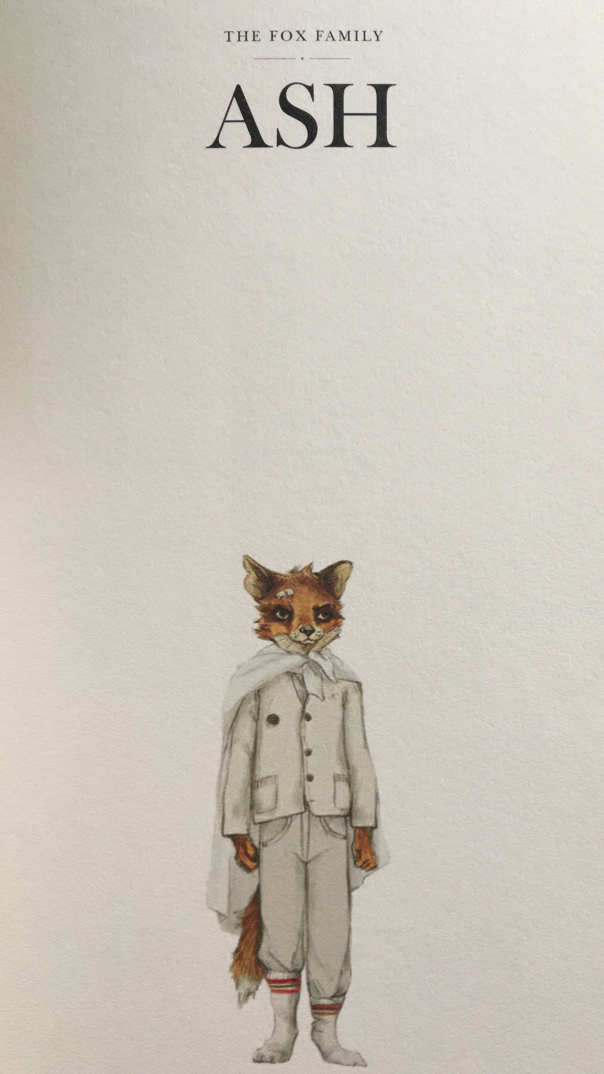 Ash Fantastic Mr Fox Fantastic Mr Fox Fantastic Mr Fox Costume Fantastic Mr Fox Quotes