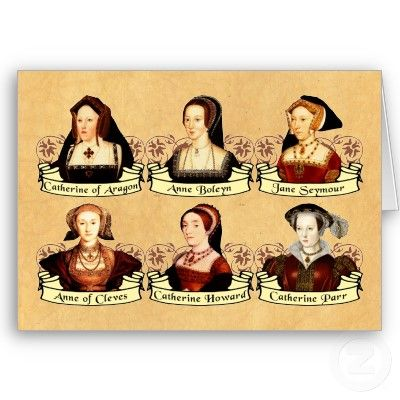The 6 Wives Of King Henry VIII
