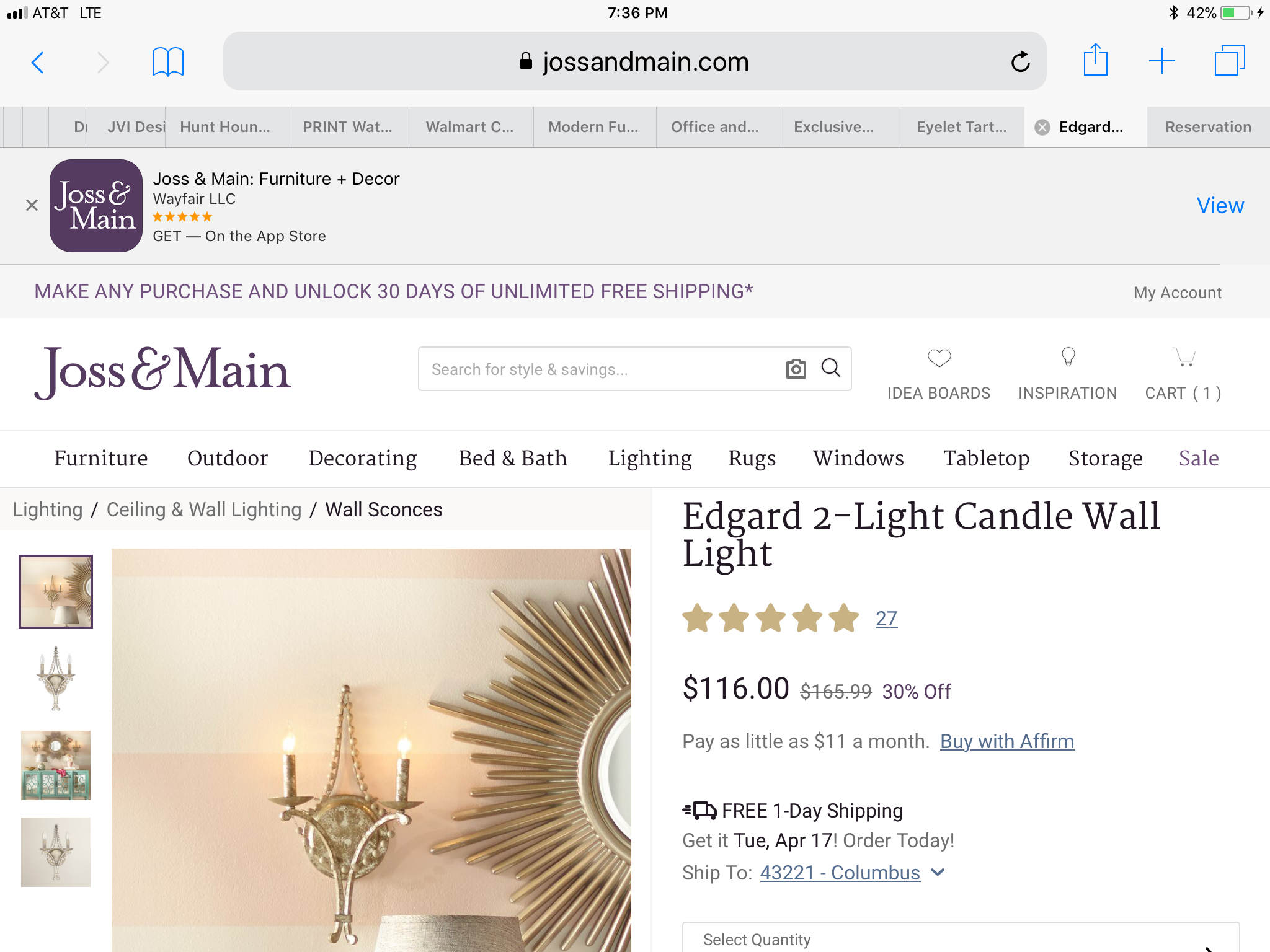 Pin By Pamela Dion On Lighting Wayfair Print How To Make
