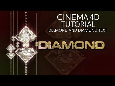 Cinema 4d Diamond