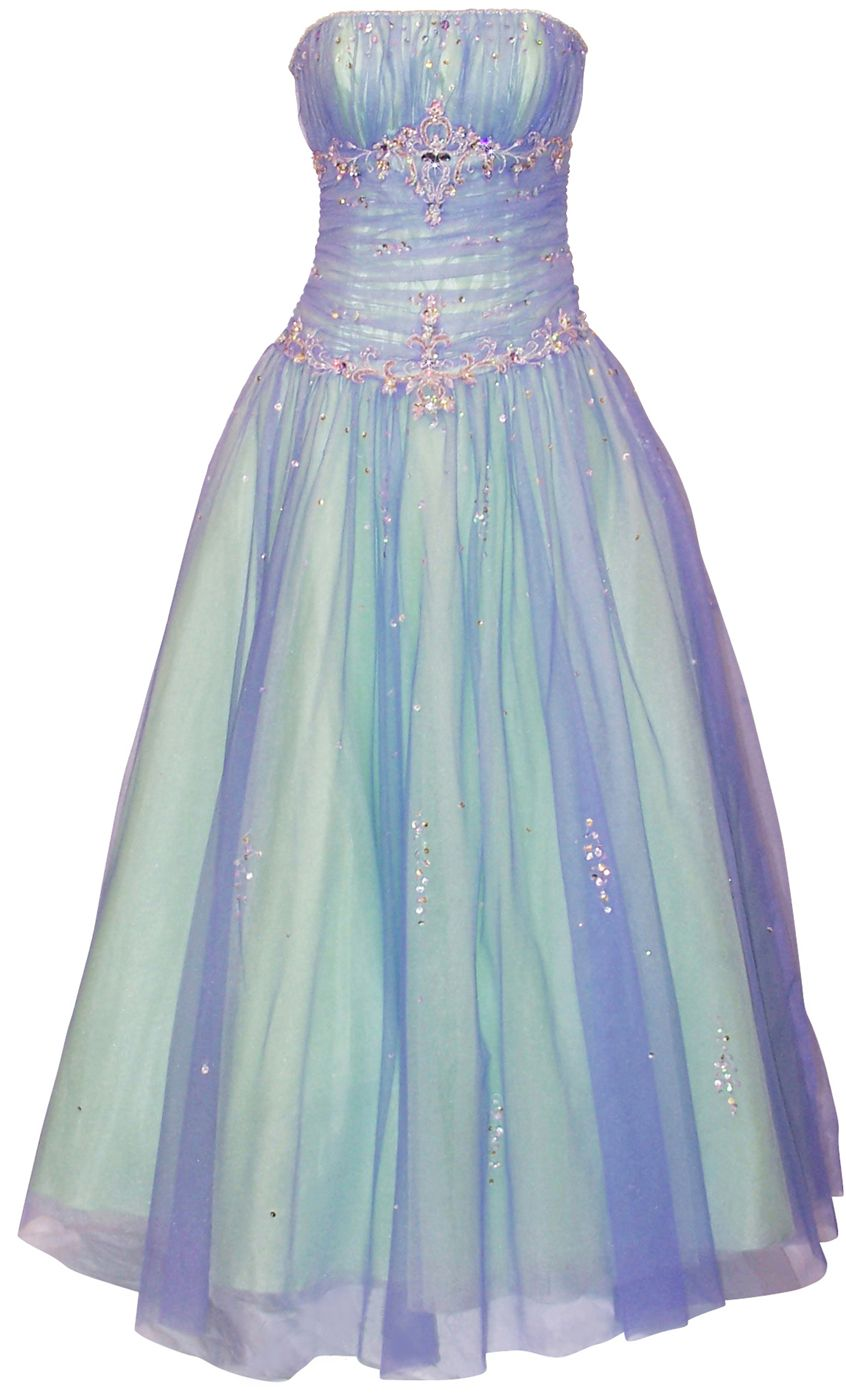 Beaded Mesh Fairy Prom Dress Formal Ball Gown | Bridal Gowns ...