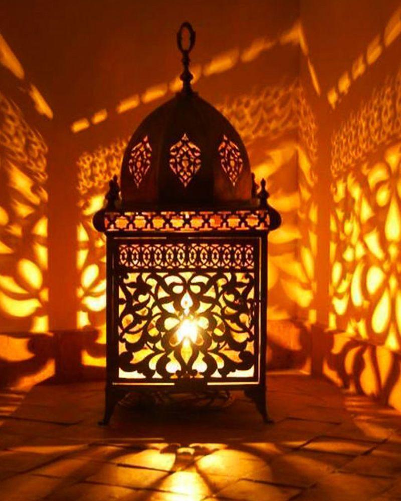 La Lampe Orientale Signe Son Grand Retour Dans Notre Deco Lamp
