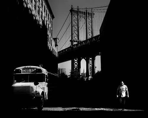 From Gabriele Croppi's New York series, as featured on rcruzniemiec Tumblr.
