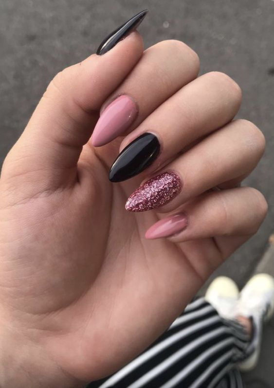Beautiful colors of the 2018 nail polish trend  Today Pinbeautiful