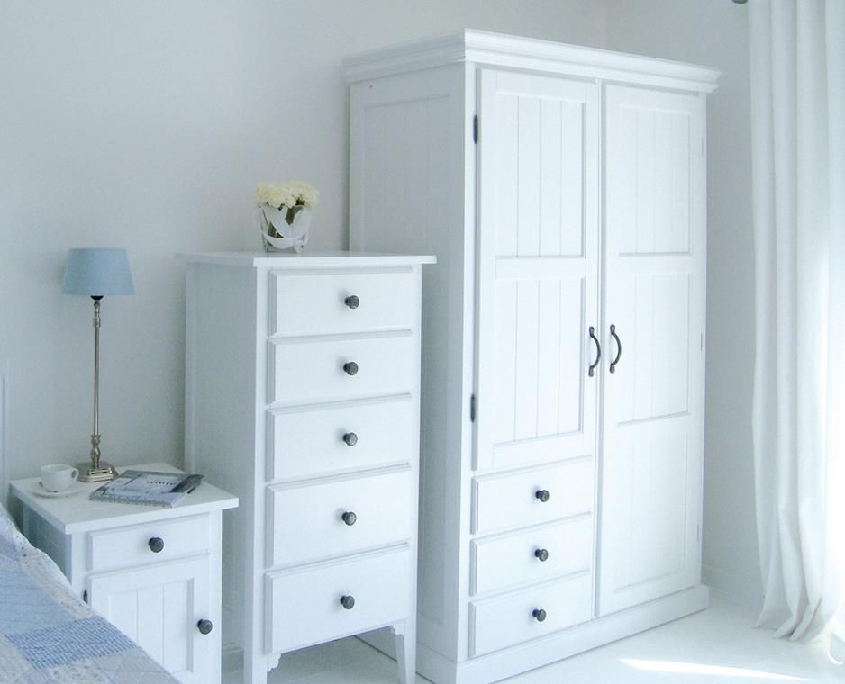Best Manhattan Double Wardrobe With Drawers New England Style 400 x 300
