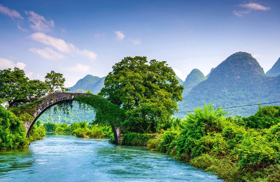 Yulong Bridge China 4k Ultra Hd Wallpaper 4k Wallpapernet