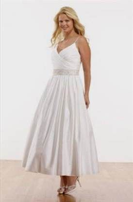 Nice White Cotton Wedding Dress 2018 2019 Check More At Http Myclothestrend