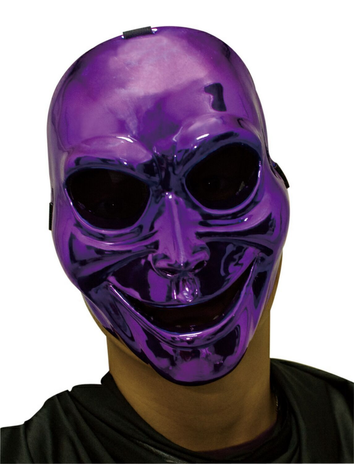 purple masquerade masks | ... other details purple sinister ghost ...