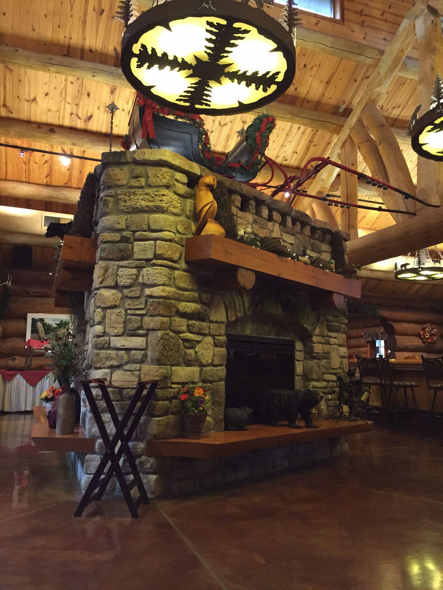 The Log Den Egg Harbor WI Door County WI Pinterest