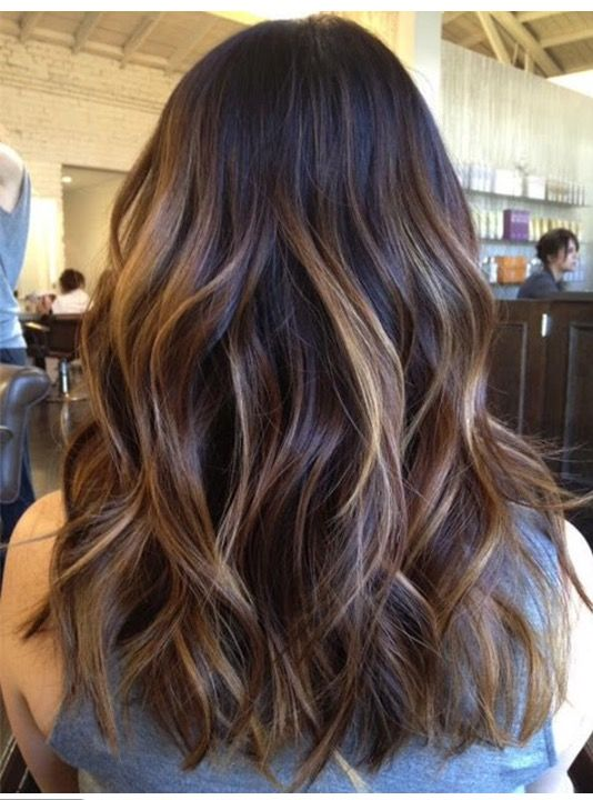 Pin By Lynn Saavedra On Hair Hair Styles Hair Color For Black Hair Hair Lengths