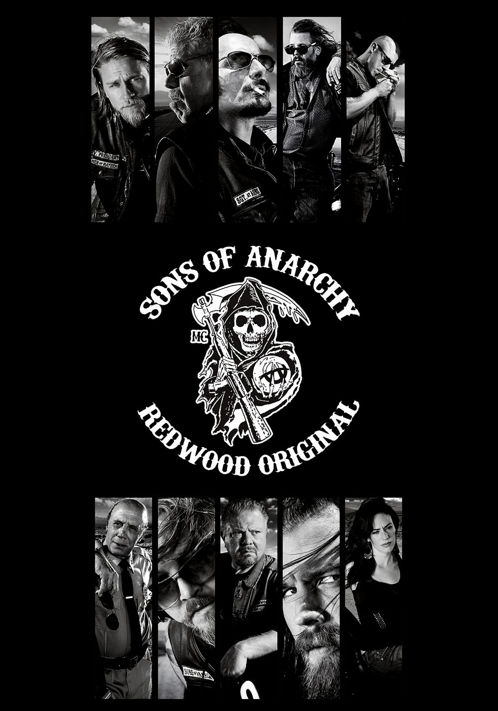 Tv Detail Fanart Tv Sons Of Anarchy Sons Of Anarchy Samcro Anarchy