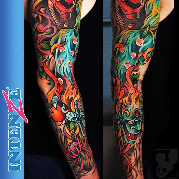 Image result for intenze tattoo ink