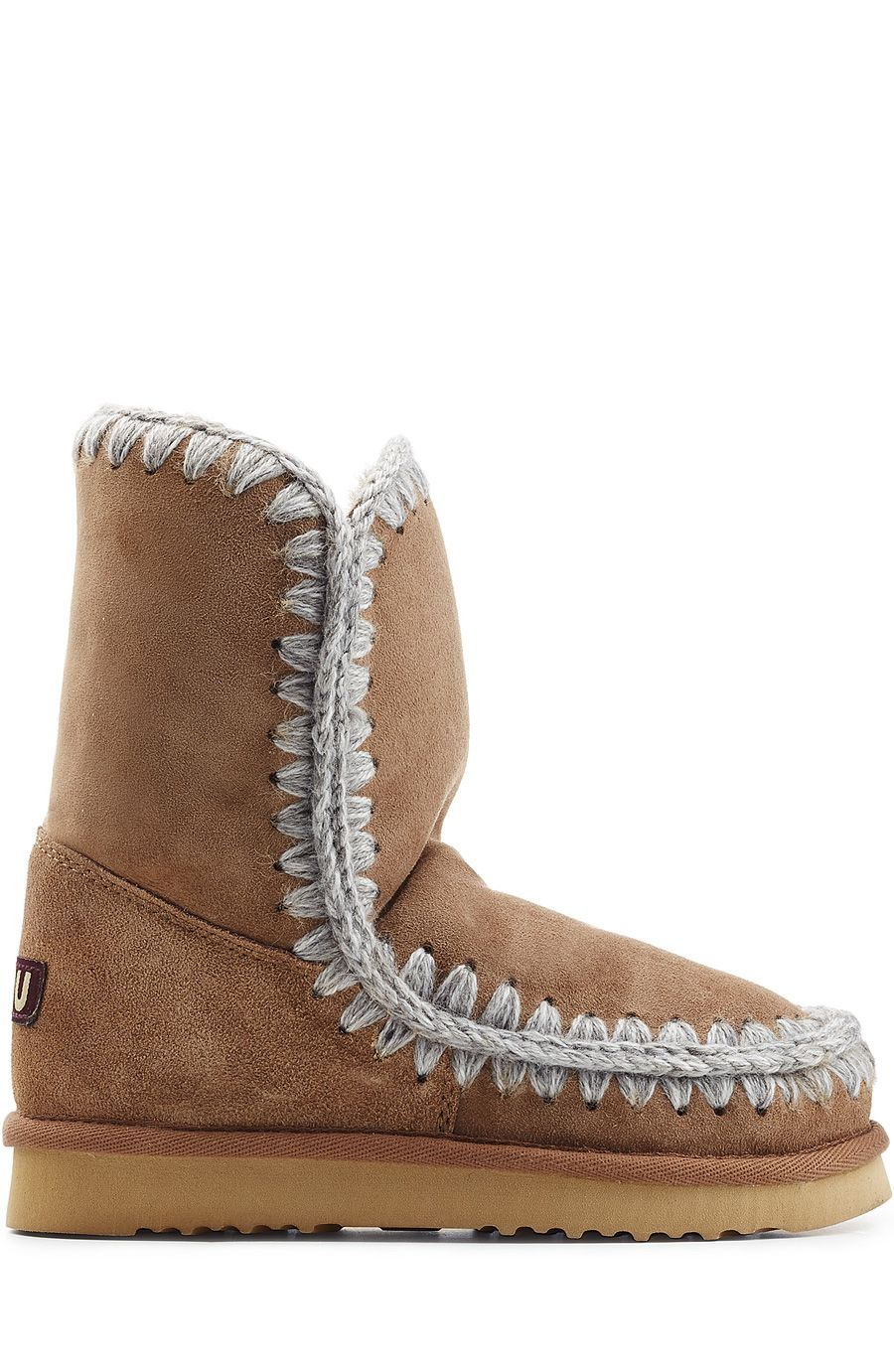 Mou Mini Eskimo sheepskin ankle boots women's Snow boots in Free Shipping Pick A Best Cheap Sale Perfect 44MJaaT4