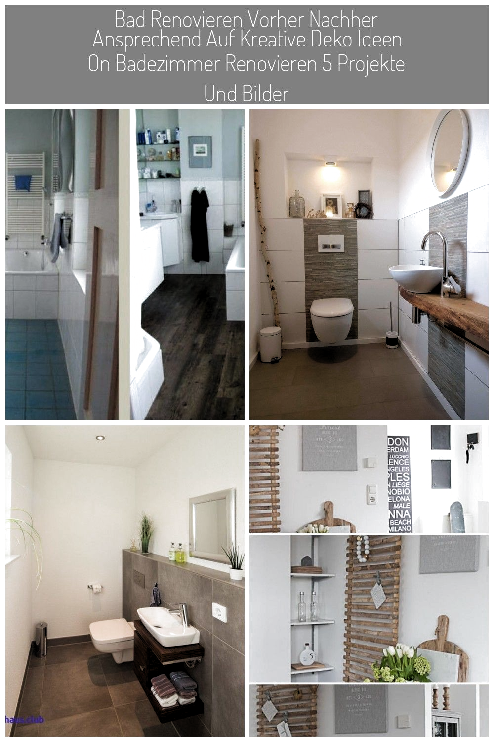 Badezimmer Badrenovierung Nachher Renovieren Sanieren In 2020 Storage Home Decor Home