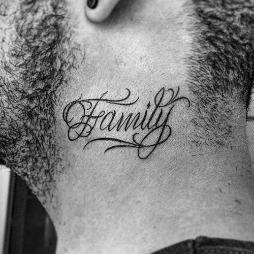 Family Tattoo Pics: 101 Best Family Tattoos For Men: Meaningful Designs