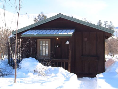 Winthrop Wa Cabins For Rent Methow Valley Winthrop