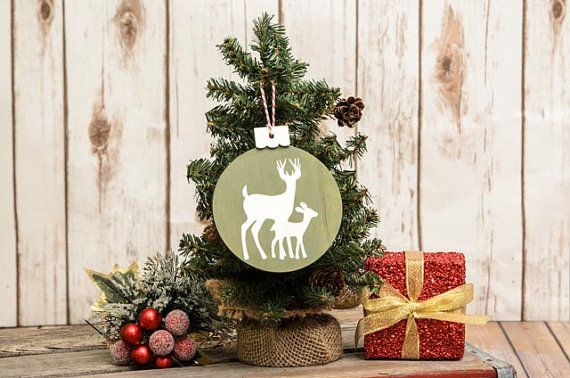 Christmas Ornaments  Ornaments  Personalized by DesignedSigns