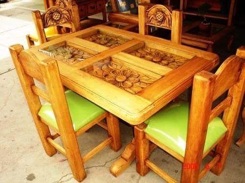 Se fabrican los muebles r sticos en diferentes municipios - Westling muebles ...