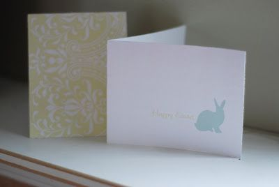 Free template: Easter card