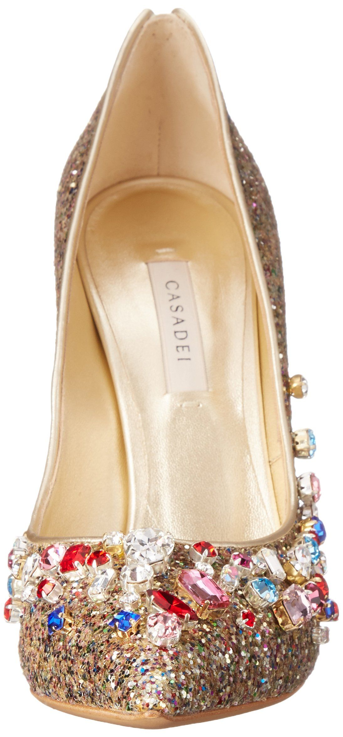 Amazon.com  Casadei Women s 1FG27C115.T677U27 Dress Pump  Shoes ... df2b457ec4e