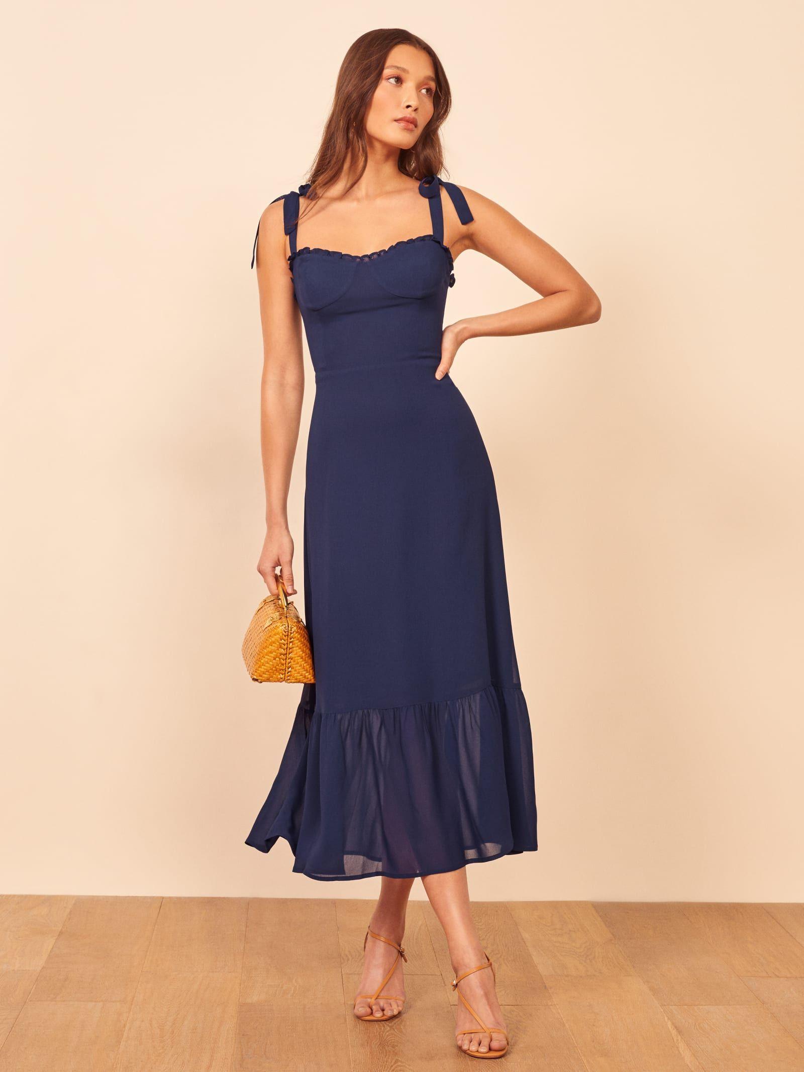 Nikita dress maxi dresses casual midi ruffle dress dresses