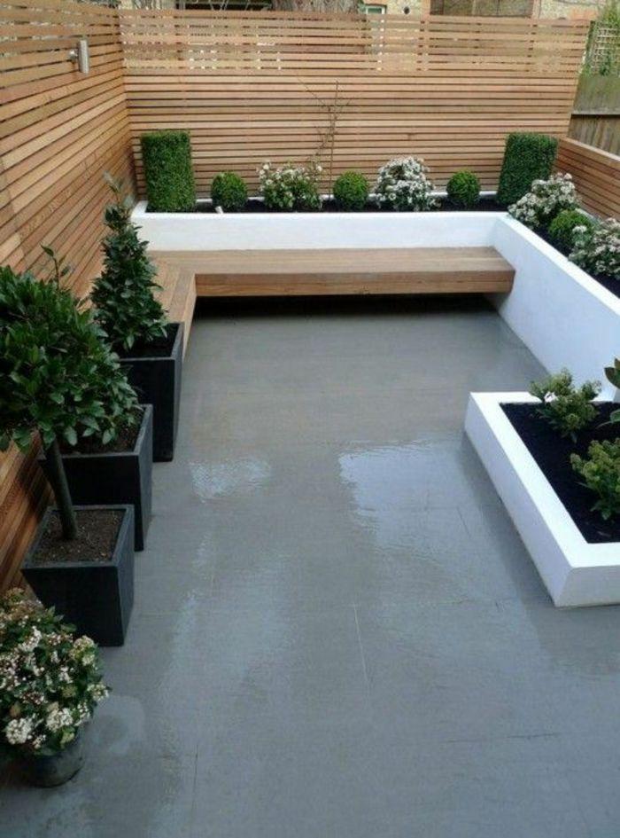 Sichtschutz (Diy Garden Seating)