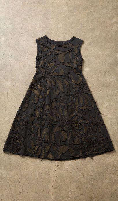 Magdalena factory dress Alabama chanin