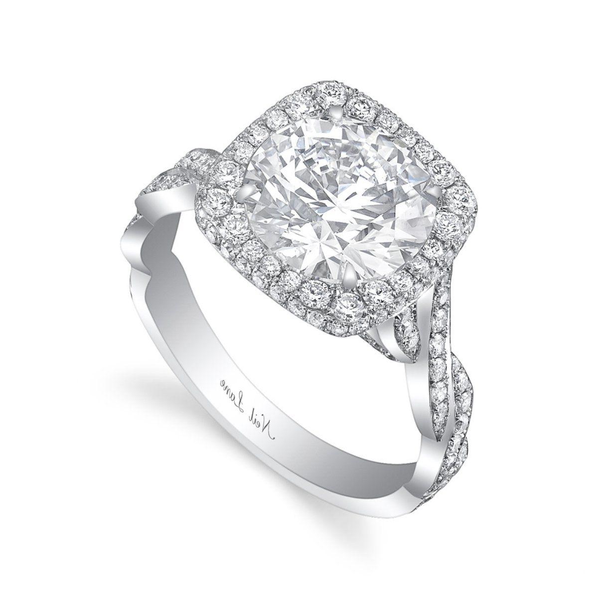 3.5 Carat Neil Lane Diamond Ring Lane engagement rings