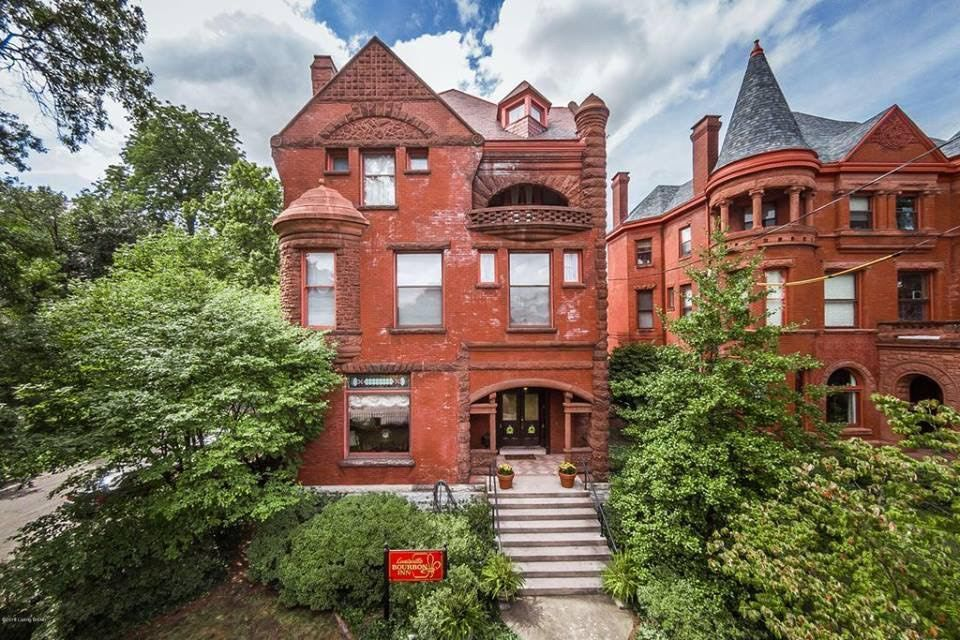 1888 historic mansion for sale in louisville kentucky victorians rh pinterest com