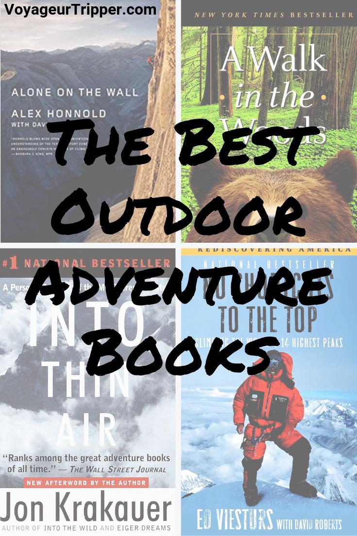 10 Must-Read Outdoor Adventure Books (Updated 2019)-#adventure #books #MustRead #outdoor #updated