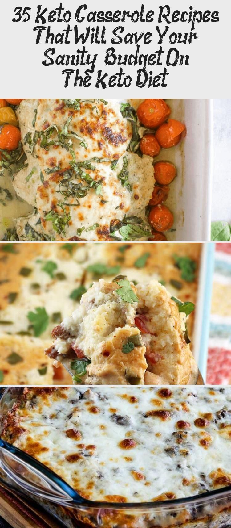 35 Keto Casserole Recipes That Will Save Your Sanity & Budget On The Keto Diet – Keto