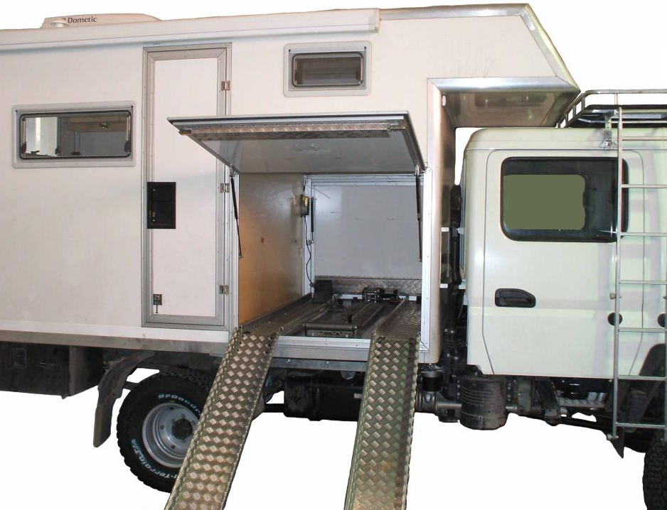 Mitsubishi canter double cabin 4x4 camper cars for Cabin a camper for sale