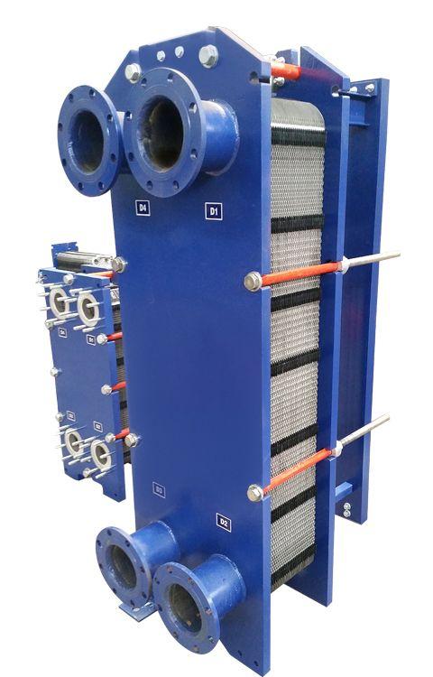 Plate heat exchanger from Tianjin Dingda Mold Co , Ltd | Tianjin